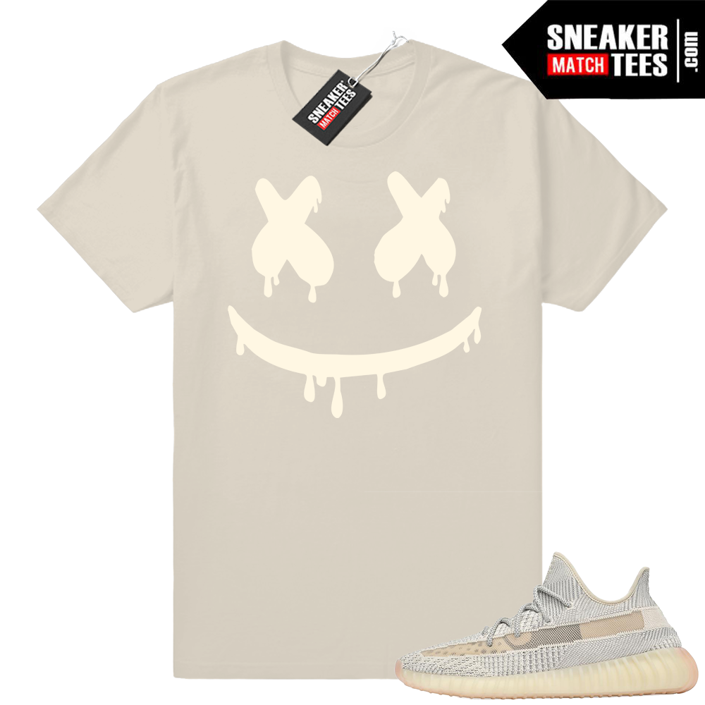 Smiley Drip Yeezy Lundmark t-shirt