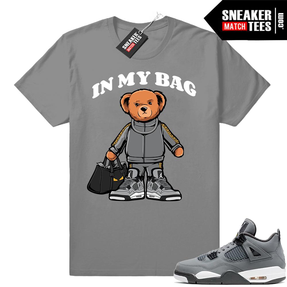 Sneaker Match Jordans Cool Grey 4