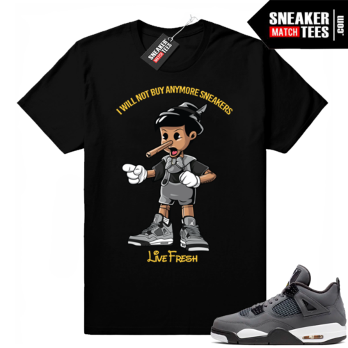 Sneaker outfits Cool Grey 4s