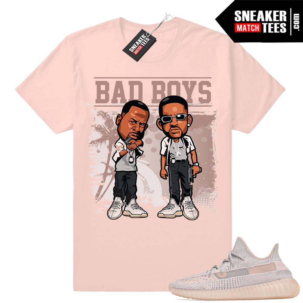 Synth Yeezy Bad Boys T shirt