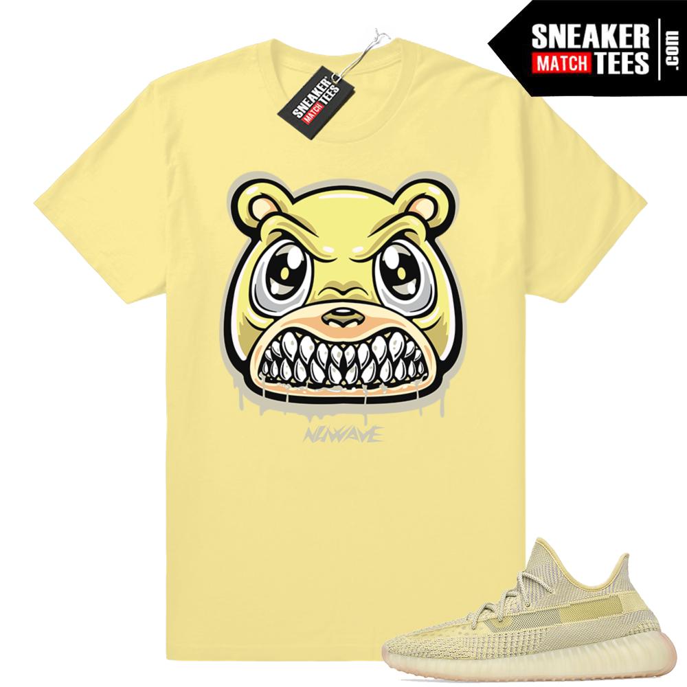 Yeezy Antlia Angry Bear Drip tee