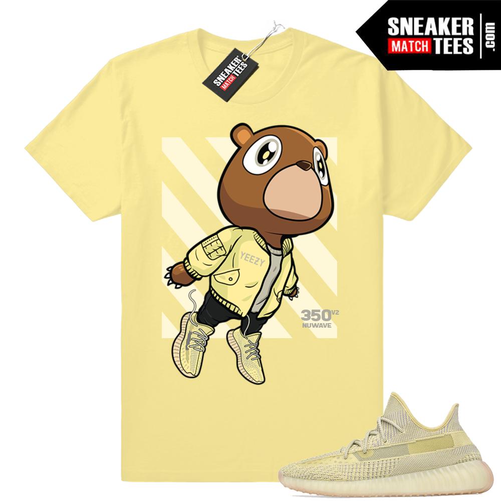 Yeezy Antlia match sneaker shirts