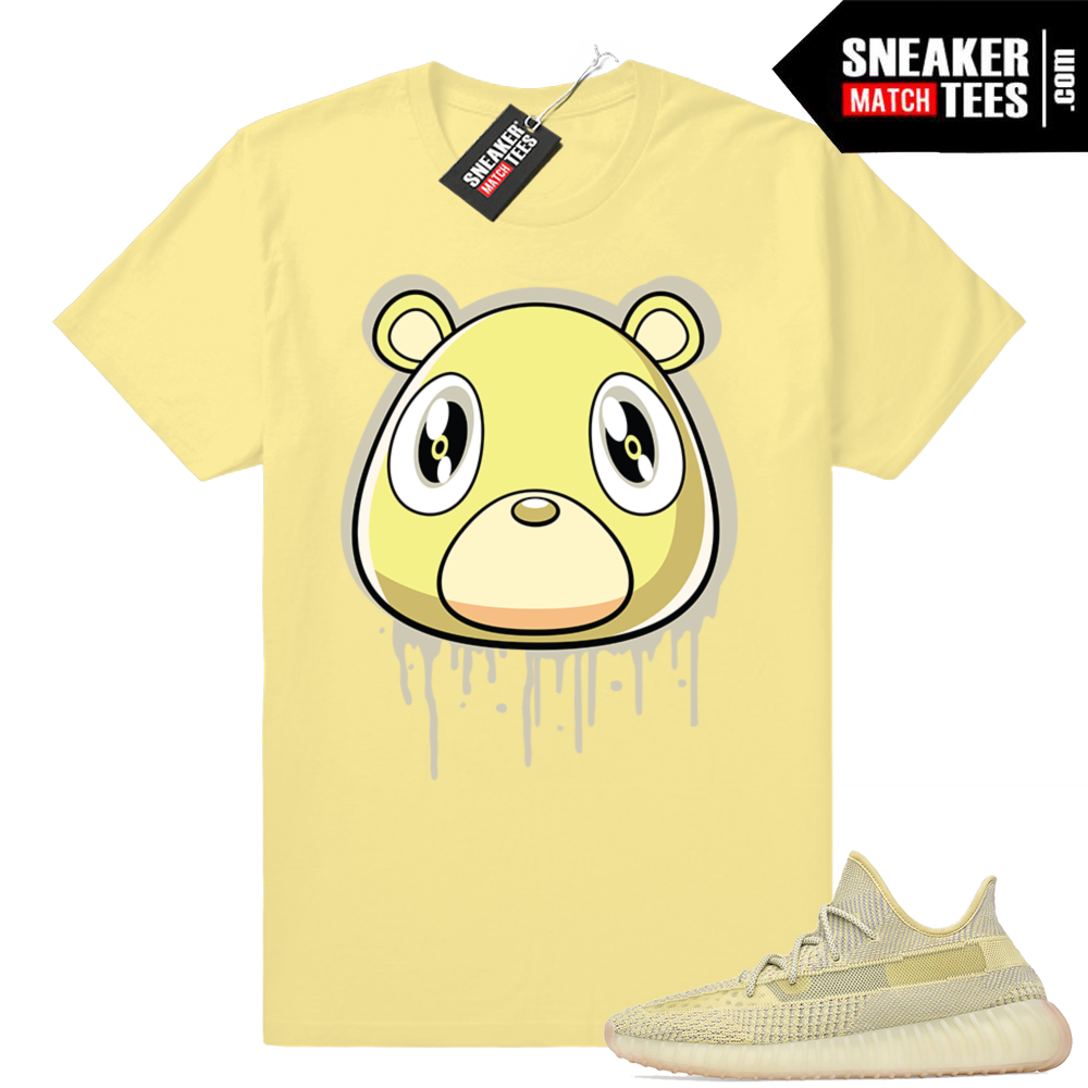 Yeezy Antlia shirt match sneakers