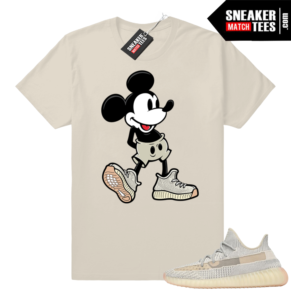 Yeezy Boost 350 V2 Lundmark shirt match
