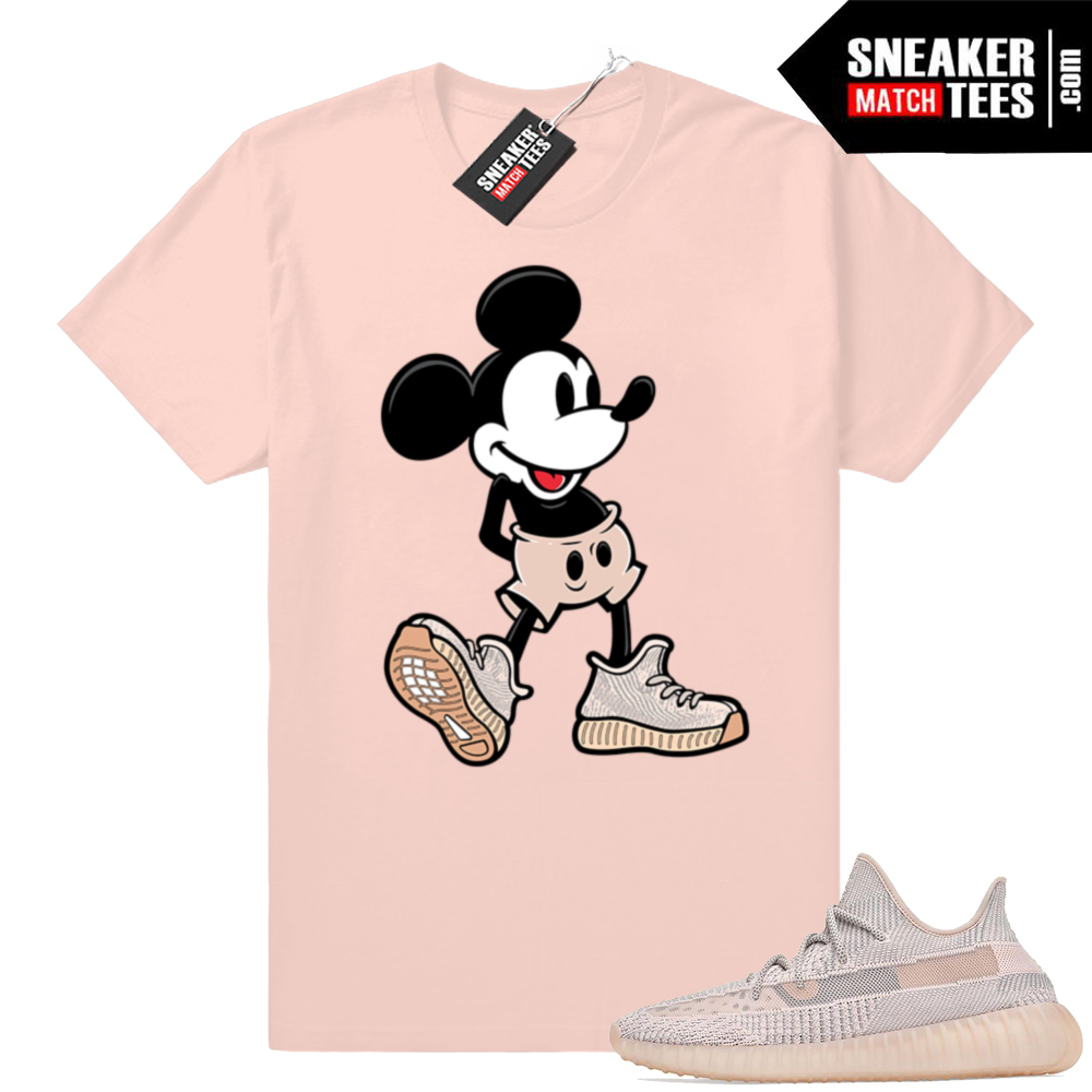 Yeezy Boost 350 V2 Synth shirt match