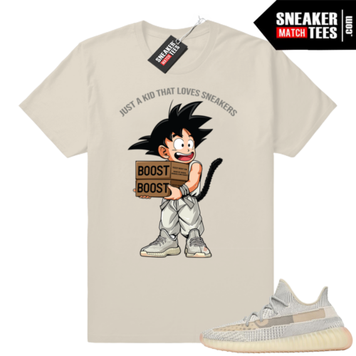 Yeezy Boost Lundmark shirt match
