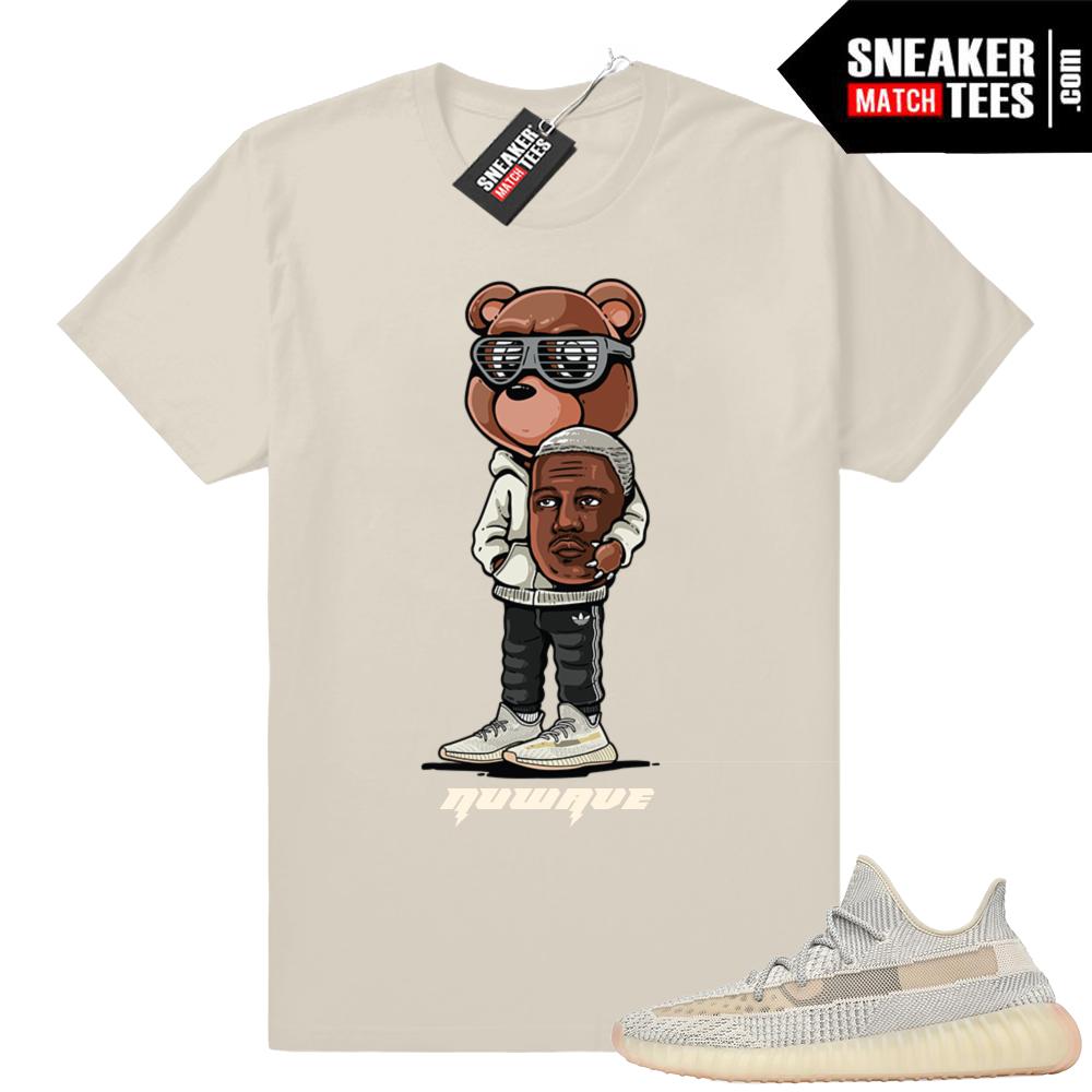 Yeezy Lundmark sneaker tee shirt