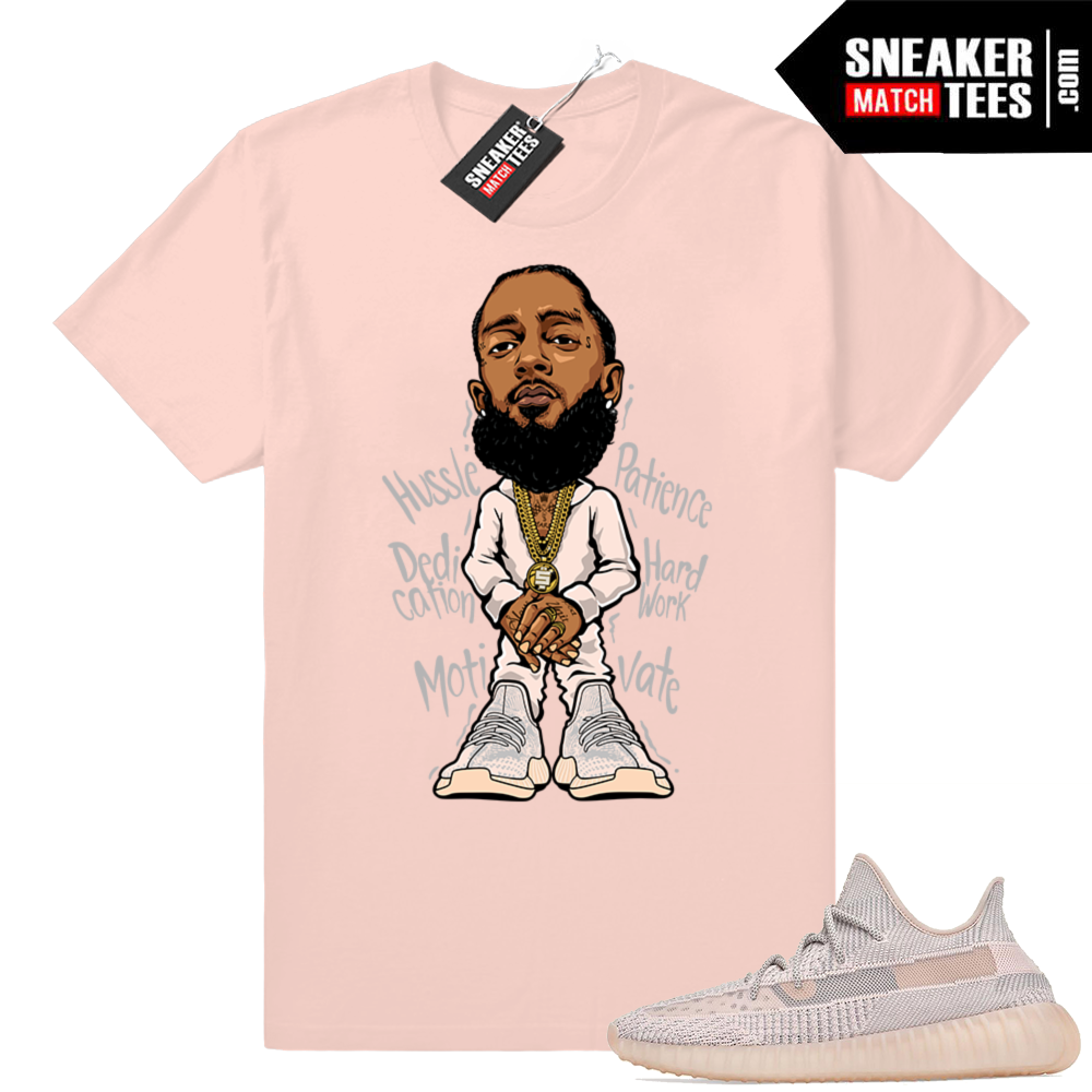 Yeezy Match Tees Synth 350 V2