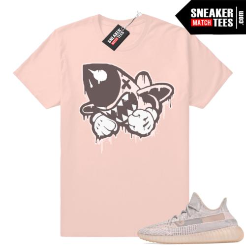 Yeezy Sneaker shirts Synth Bruiser logo
