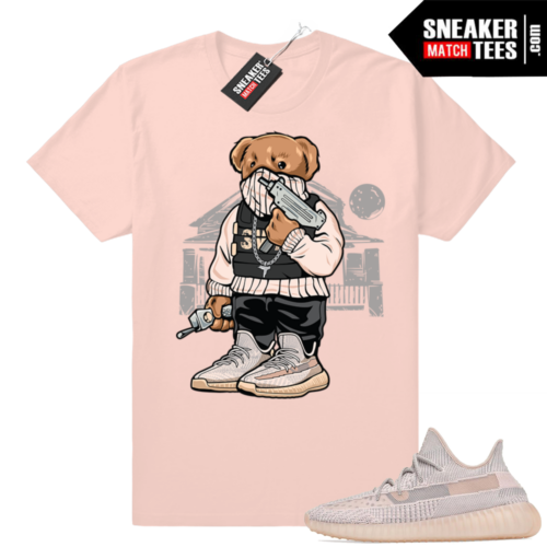 Yeezy match sneaker shirts Synth 350