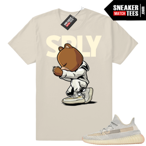 Yeezy shirts match Lundmark 350 Boost