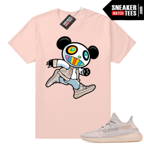 Yeezy shirts match Synth 350 boost