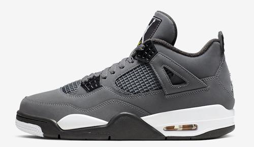 Jordan release dates Aug Cool Grey 4