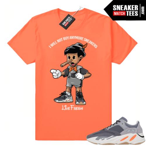 Magnet Yeezy 700 sneaker clothing