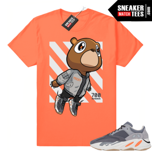 Match Yeezy tees Magnet 700