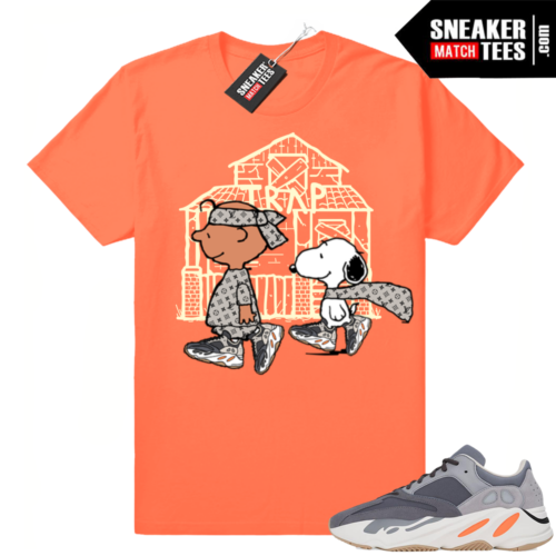 Matching tees Yeezy Magnet 700