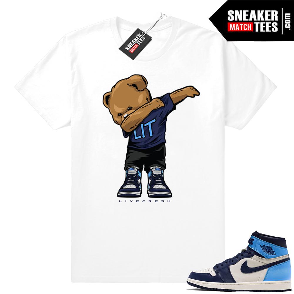 Sneaker Match UNC 1 Jordans