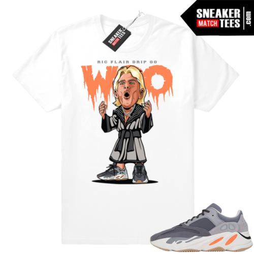 Sneaker Match Yeezy 700 shirts