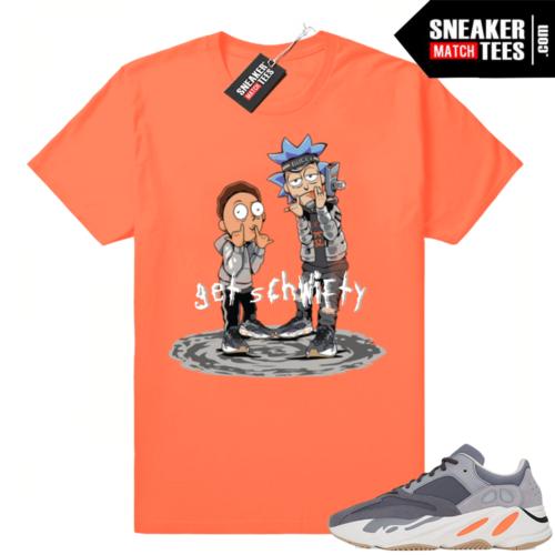 Sneaker Match shirt Magnet 700s