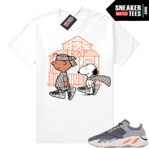 Sneaker T-shirts Yeezy 700 Magnet