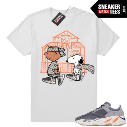 Sneaker matching apparel Yeezy 700 Magnet