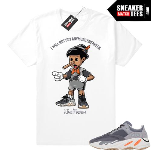 Sneaker shirts Magnet Yeezy 700