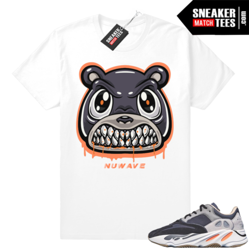 Sneaker t shirts Yeezy Magnet 700