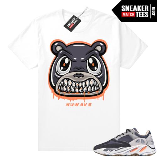 Sneaker t shirts Yeezy Magnet 700