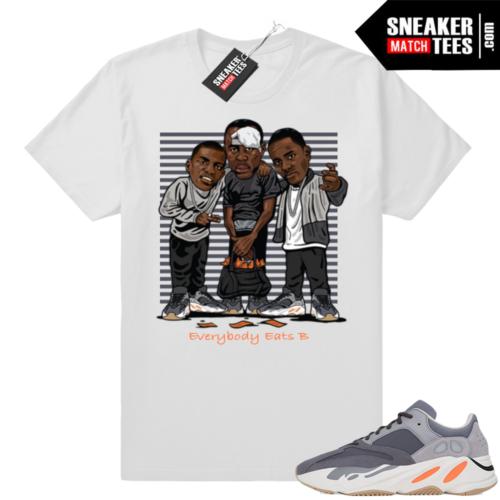 Sneaker tees match Yeezy Magnet 700c