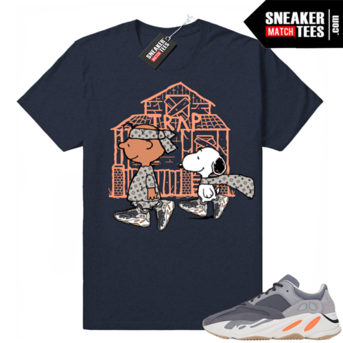 T shirts Yeezy Boost 700 Magnet