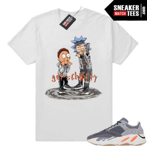 Yeezy 700 Magnet sneaker tee shirts