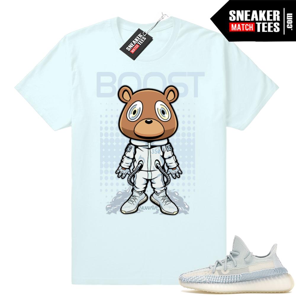 Yeezy Boost 350 V2 shirts Cloud White