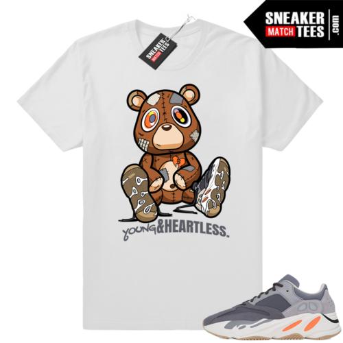 Yeezy Boost 700 Magnet Sneaker Match Tees