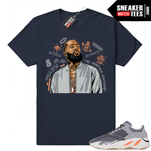 Yeezy Boost 700 Magnet shirts