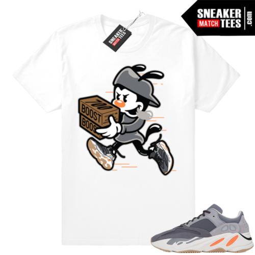 Yeezy Magnet 700 shirts