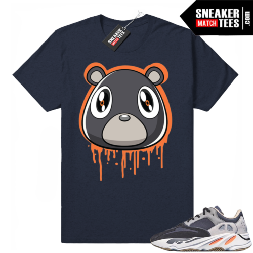 Yeezy Magnet 700 sneaker shirts