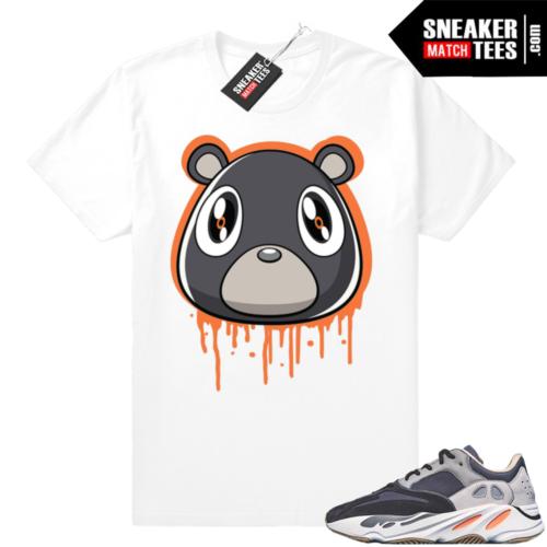Yeezy Magnet 700 sneaker tee shirt