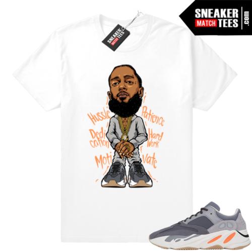 Yeezy Sneaker tees Magnet 700
