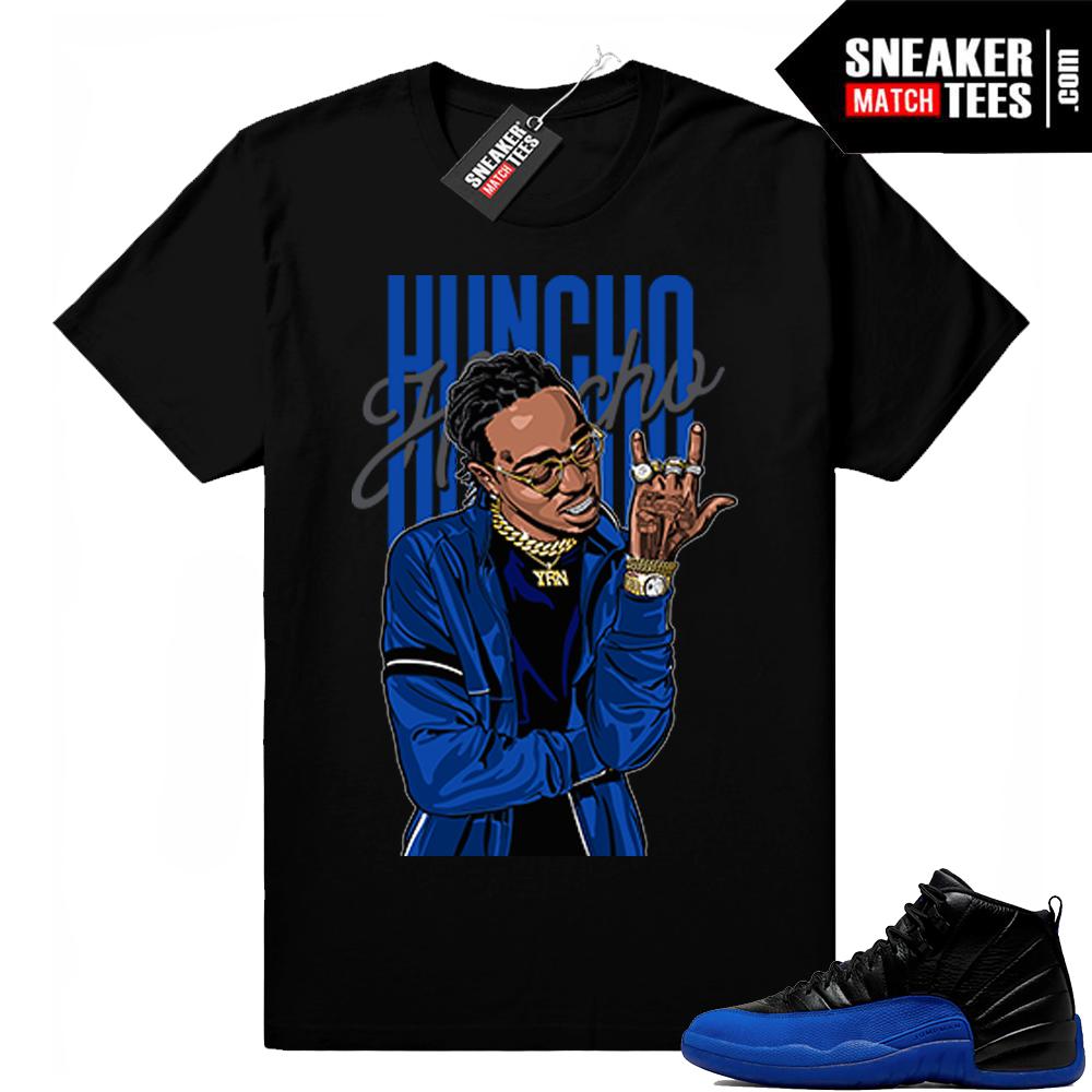 Game Royal 12s Huncho t-shirt