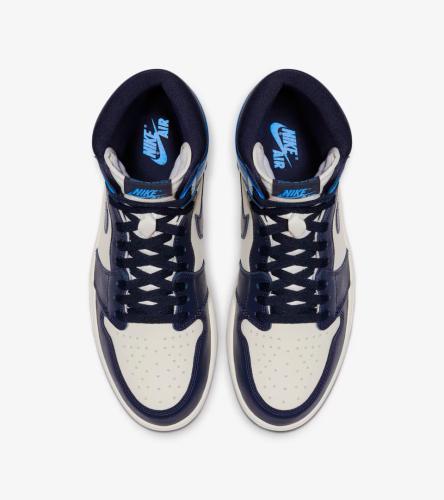Jordan 1 Obsidian sneaker tees (1)