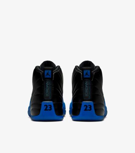 Jordan 12 Game Royal Sneaker Tee shirts (4)