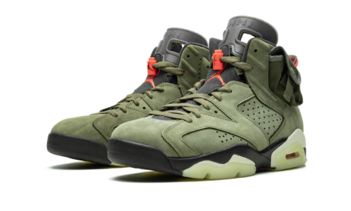 Jordan 6 Travis Scott Cactus Jack Sneaker tees (2)