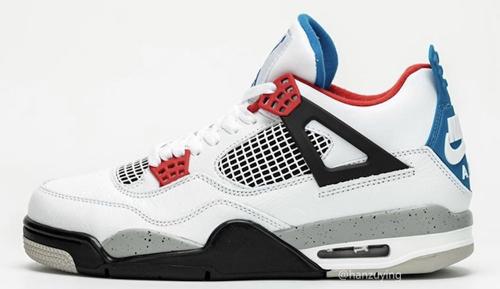Jordan release Nov Jordan 4 What the