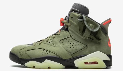 Jordan release dates Oct Cactus Jack 6s