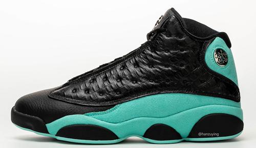 Jordan releases Nov Jordan 13 Island Green