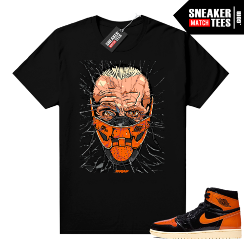 Shattered Backboard 1s 3.0 shirt black Hannibal 3.0