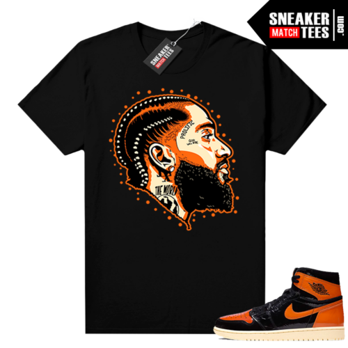 Shattered Backboard 1s 3.0 shirt black Prolific