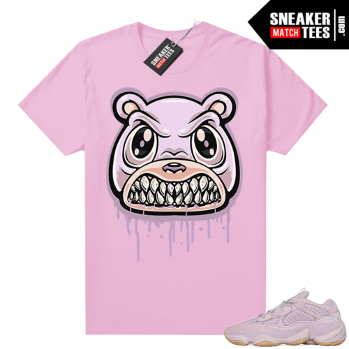 Yeezy 500 Soft Vision shirt Angry Bear Drip