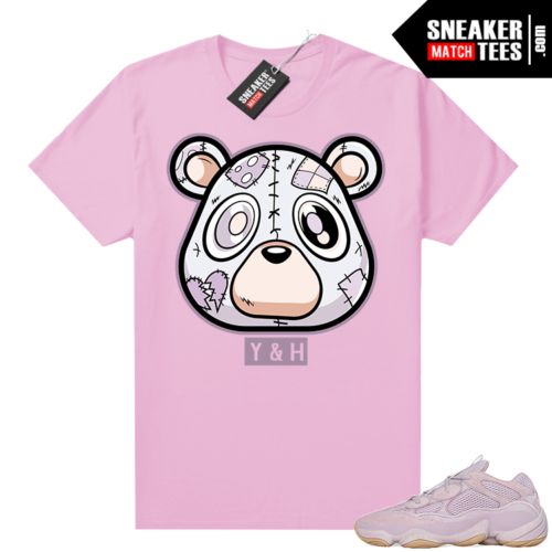Yeezy 500 Soft Vision shirt Young and Heartless Bear