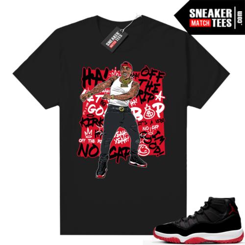 Jordan 11 Bred shirt Dababy Suge CEO